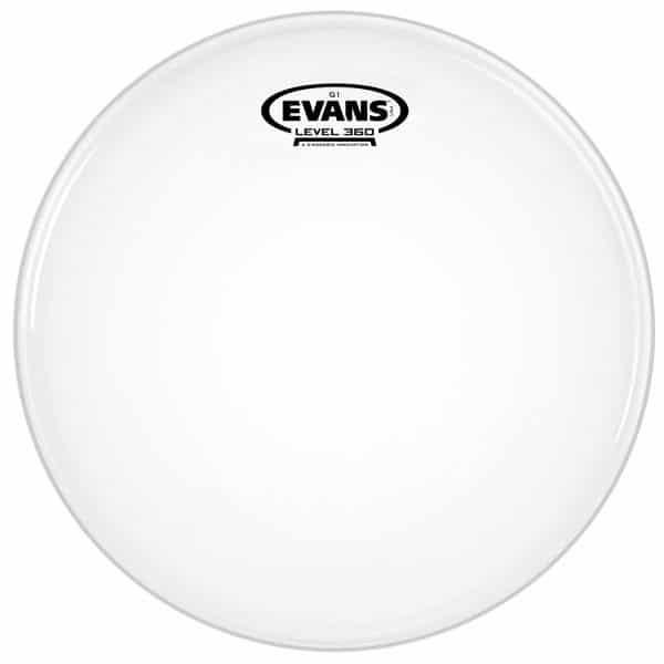 Evans G1 Clear 22 inch Bass Head-992
