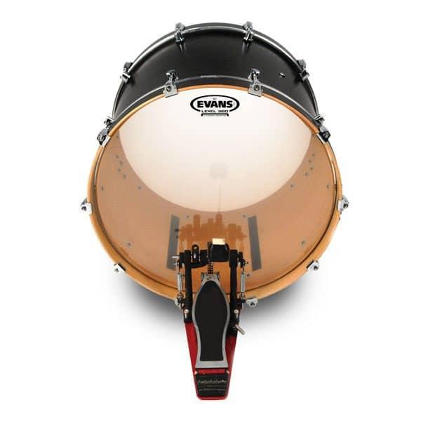 Evans G1 Clear 22 inch Bass Head-0