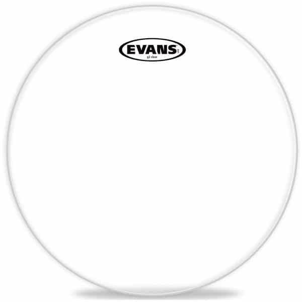 Evans G2 Clear 14 inch Tom Head-914