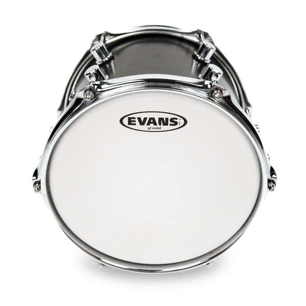 Evans G2 Coated 18 inch Tom Head-0
