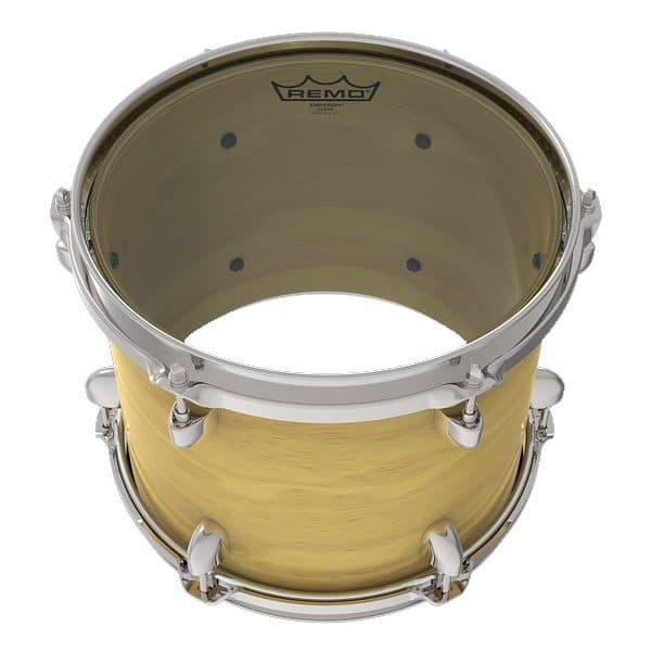 Remo Clear Emperor 08 inch Drum Head-0