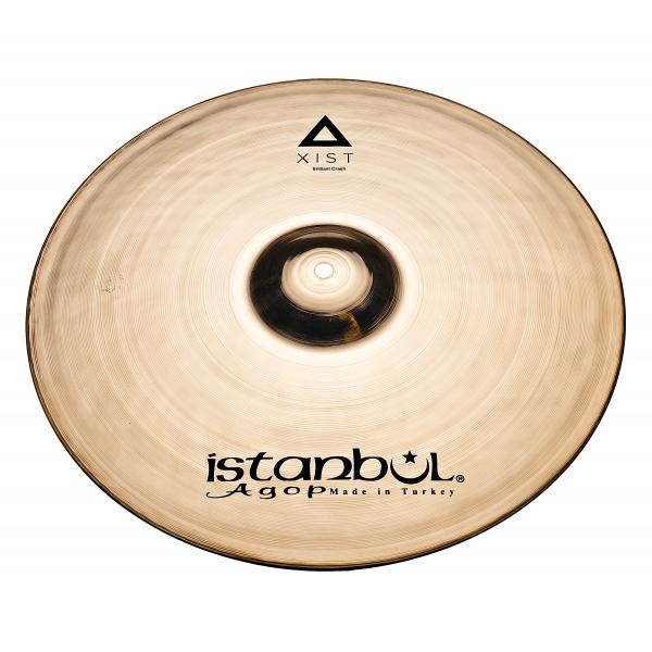 Istanbul Agop Xist Brilliant 17″ Crash Cymbal-0