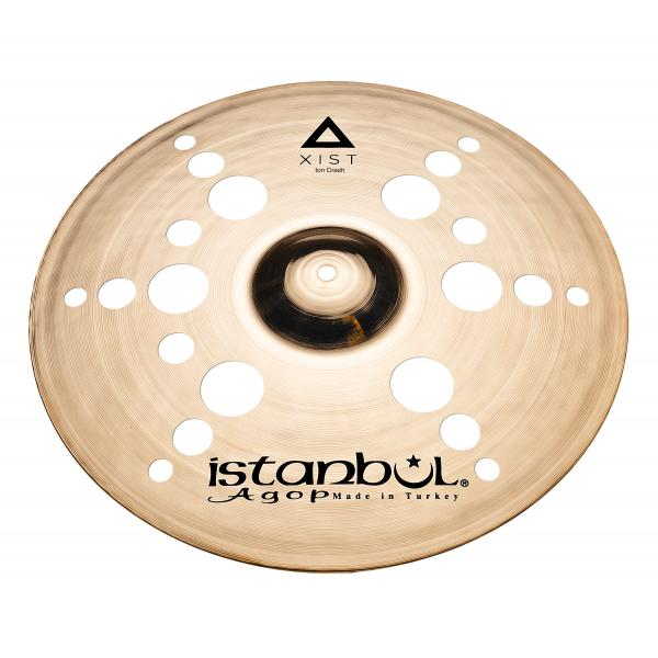 Istanbul Agop Xist ION Brilliant 18″ Crash Cymbal-0
