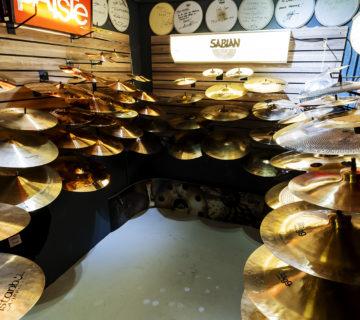 Cymbal Room