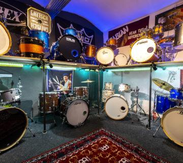 Drum Kit room Drum Central
