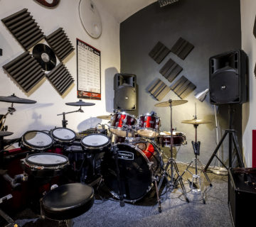 Teaching room Drum Central