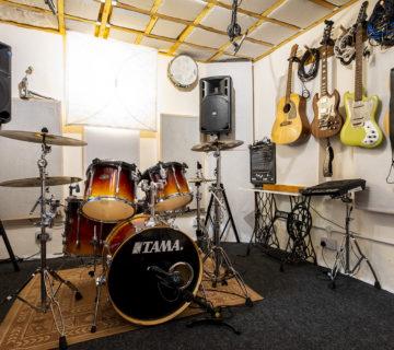live room drum central 2