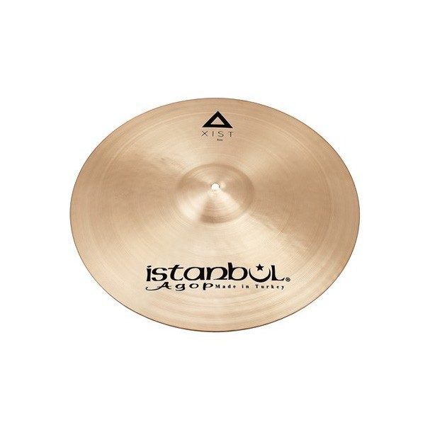 """Istanbul Xist Cymbal Set - 14"""" Hats 16"""" Crash 20"""" Ride and Hard Case"""